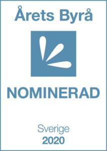 Årets Byrå 2020 NOMINERAD (1)